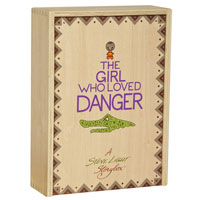 Steve Light Storybox - The Girl Who Loved Danger