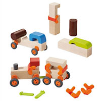 Discover the Building Blocks Technics - Basic Pack Vehicles