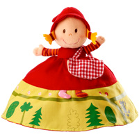 Red Riding Hood - Three Dolls in One