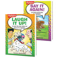 Jokes & Riddles 2-Book Set (2nd Edition)
