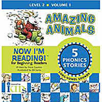 Now I'm Reading - Amazing Animals