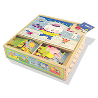 Green Start Jigsaw Puzzle Box Set - Play Day