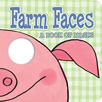 Mask Book - Farm Faces