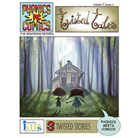Phonics Comics - Twisted Tales