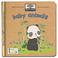 Green Start Books - Baby Animals