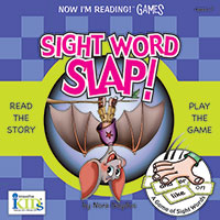 Now I'm Reading! Games - Sight Word Slap!