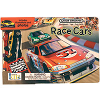 Junior Groovies - Race Cars