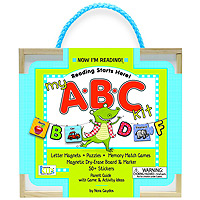 Now I'm Reading! ABC Kit