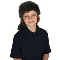 Campfire Kids Raccoon Hat