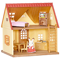Calico Critters - Cozy Cottage Starter Set