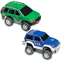 Build A Road Cars - 2pk