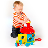 ELC Twist & Turn Activity House