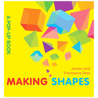 Making Shapes A Pop-Up Book