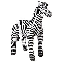 Inflatable Zebra - 5 ft