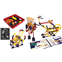 Gears Gears Gears Build Amp Bloom Building Set