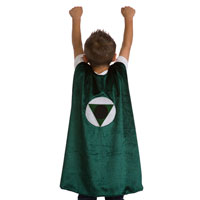 Green Hero Cape