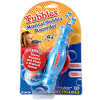 Fubbles Musical Bubble Recorder