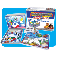 Magnetic Mightymind Sea Explorer