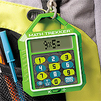 Math Trekker Multiplication/Division - Grades 3+