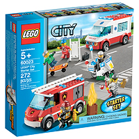 LEGO City Town - Starter Set