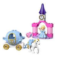 LEGO DUPLO Princess - Cinderella's Carriage