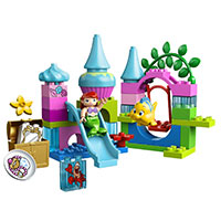LEGO DUPLO Princess - Ariel's Undersea Cottage