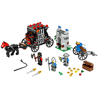 LEGO Kingdoms - Carriage Escape