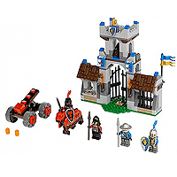 LEGO Kingdoms - Gatehouse Raid