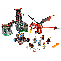 LEGO Kingdoms - Dragon Mountain