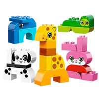 Duplo Creative Play - Creative Animals
