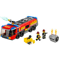 LEGO City Great Vehicles - Airport Fire Truck