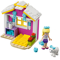 LEGO Friends - Stephanie's New Born Lamb