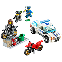 LEGO City Police - High Speed Police Chase