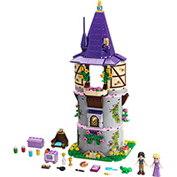 LEGO Disney Princess - Rapunzel's Creativity Tower
