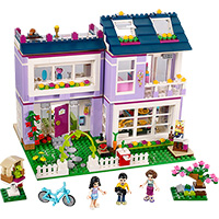 LEGO Friends -  Emma's House