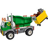 LEGO Juniors - Garbage Truck