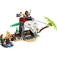LEGO Pirates - Treasure Island