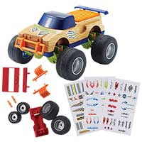 Motorworks Monster Truck Exclusive Set