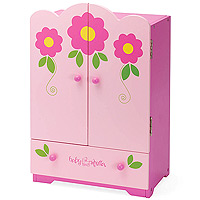 Baby Stella Tickled Pink Armoire