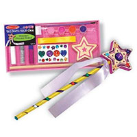 Wooden Princess Wand - Decorate Your Own