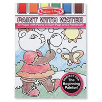 Paint with Water - Pink