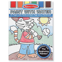 Paint with Water - Blue