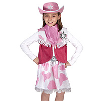 Cowgirl Role Play Costume