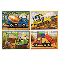 New Construction Puzzles in a Box