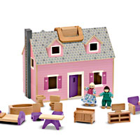 Take Along Dollhouse