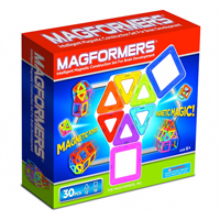 Magformers Rainbow Set - 30 pc