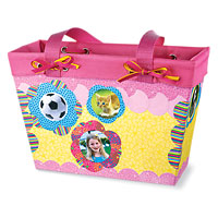 Decoupage Tote Kit