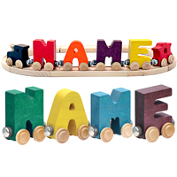 NameTrain Letter Cars