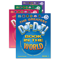 The Greatest Dot-to-Dot Books Set of 4