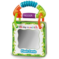 Munchkin Twisty Traveling Flash Cards